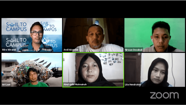 Green Ramadhan Untuk Menjaga Laut Lebih Sehat